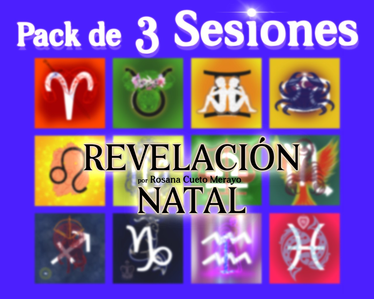 RN pack 3 Sesiones